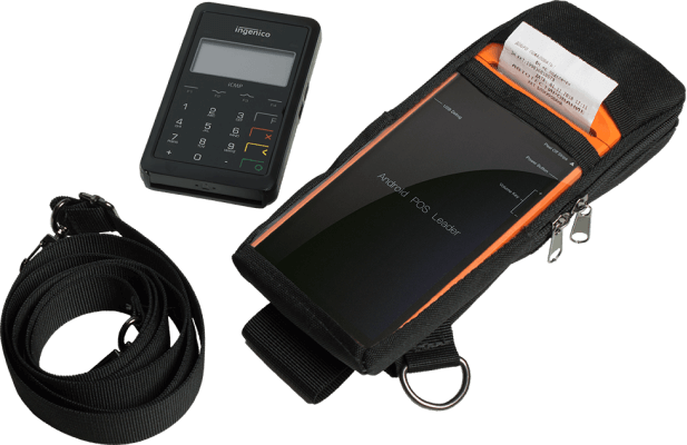 Чехол для МодульКассы MSPOS-K с карманом под эквайринговый аппарат
