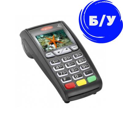 Терминал эквайринга ICT250 GPRS Ethernet Modem Color screen Contactless